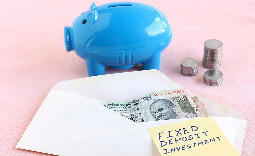 Fixed deposit investment