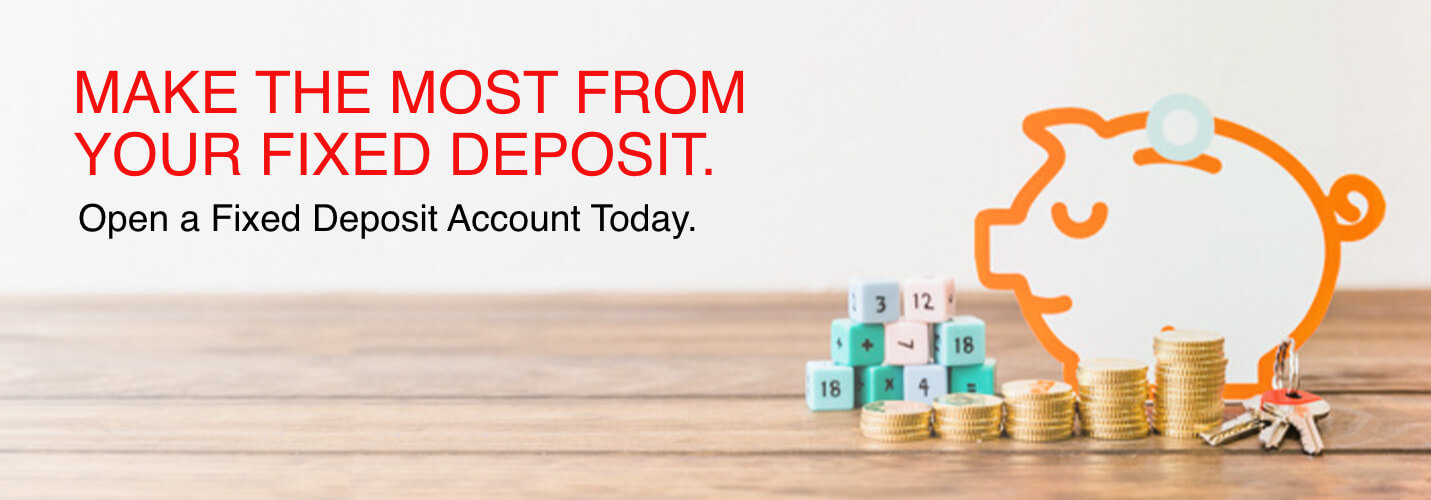 HDFC - Fixed Deposits Plans