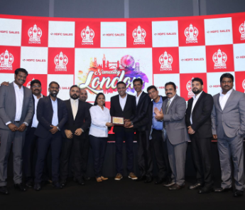 Recognizing the branch for their outstanding performance in FY 2018-19 at ASC 2019- London